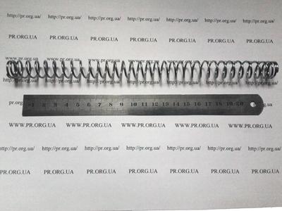 Пружина сжатия 1,6 х 16,2 х 240 (Артикул: S1012)