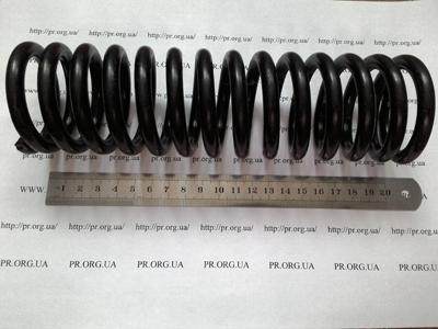 Пружина сжатия 8 х 59 х 205 (Артикул: S1032)